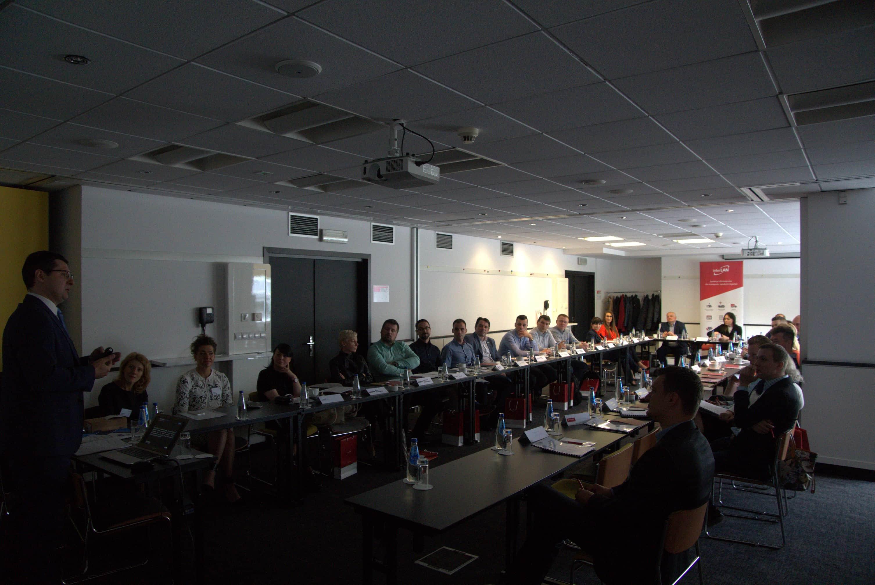 Podsumowanie spotkań zorganizowanych przez interLAN z udziałem naszej kancelarii